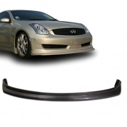 N1 Style Front Bumper Lip For Infiniti G35 Coupe 2003-2007