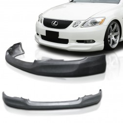 IN Style Front Bumper Lip For Lexus GS 2006-2007